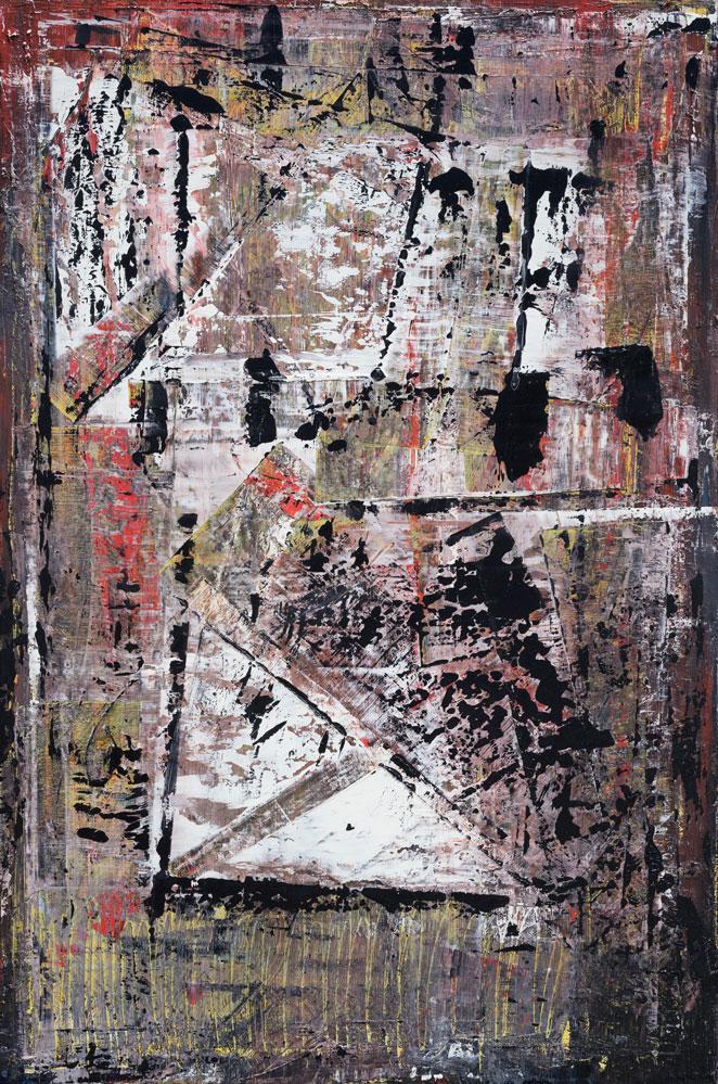 The Cedars• Oil on Canvas - 48 x 48