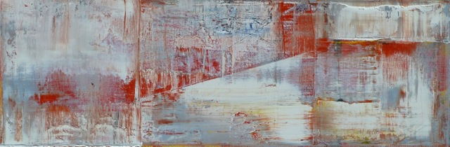South End• 12 x 36 Oil on Canvas